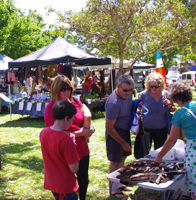Market Day in Bega