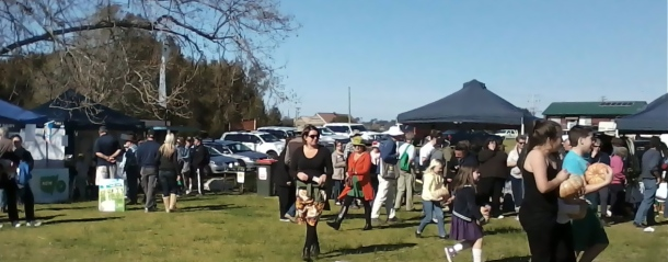 South East Harvest Festival in Moruya 2013