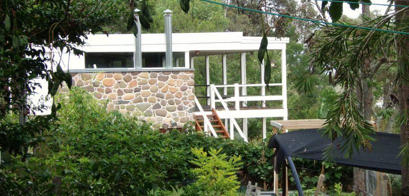 A 1980s house