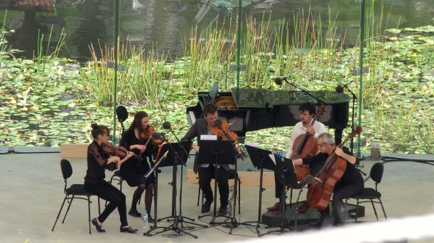 4 Winds string quintet